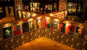 la sala principale
