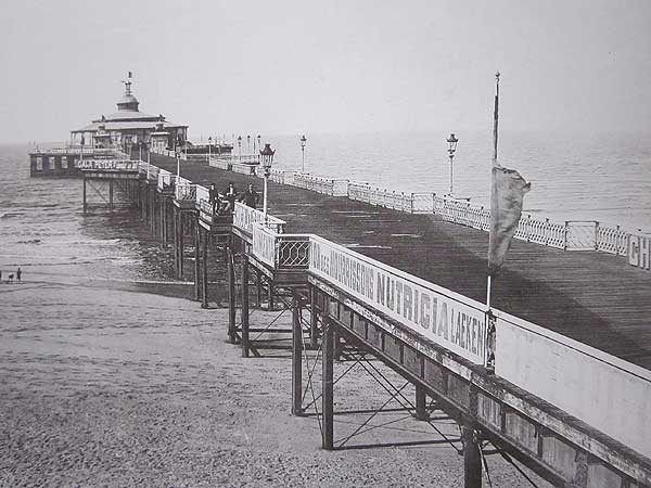 Blankenberge nel 1906