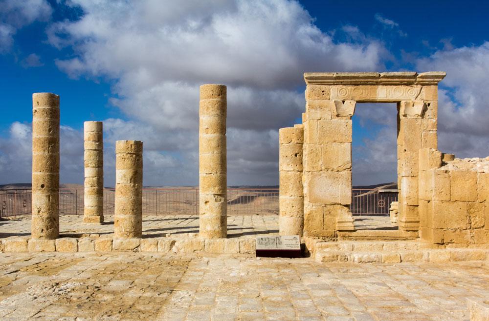 Israele, Avdat: ecco la location di Jesus Christ Superstar