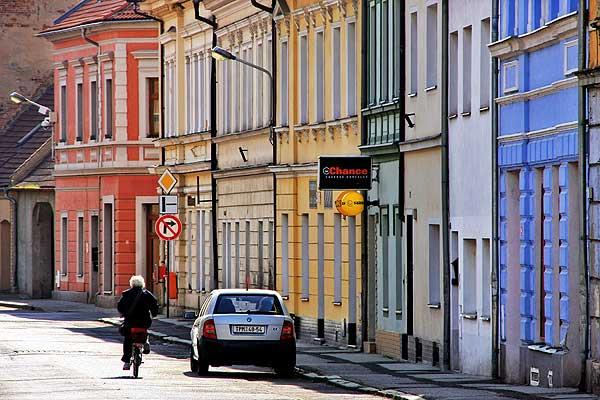 una via di Duchcov