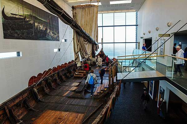 il Museo dei Vichinghi