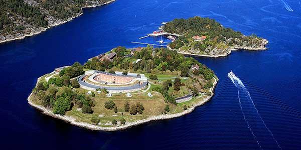 fortezza di Oscarsborg