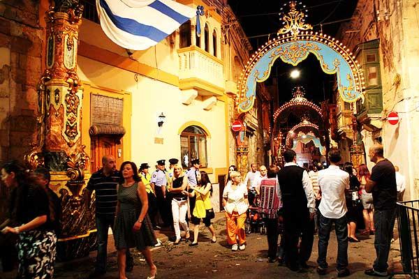 folclore a Tarxien